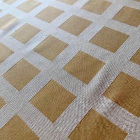 DORE NAPPE  fabriqué et tissé en France pur coton