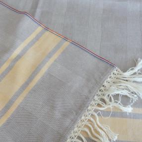 DETAIL ENVERS made in france coton d'Égypte