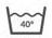 Lavage à 40C°